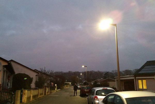Eclairage connecté en France