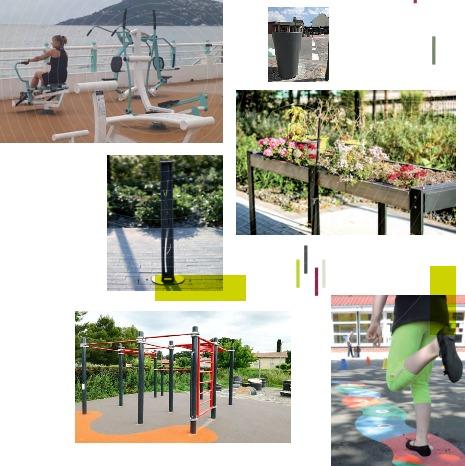 Pôle aménagement urbain - Candéliance