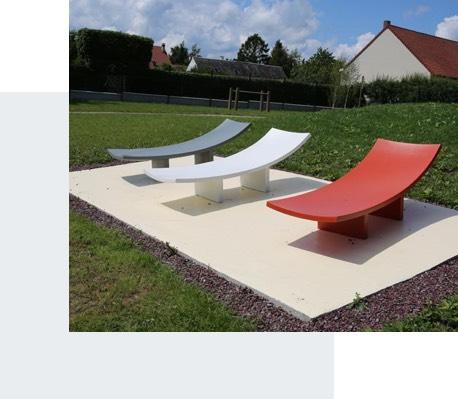 Aménagement urbain parcs et jardins - Candéliance