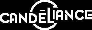 Logo Candéliance blanc