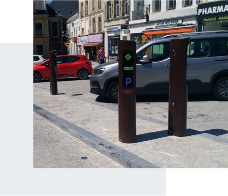 Mobilité durable - Gestion du stationnement - Candéliance