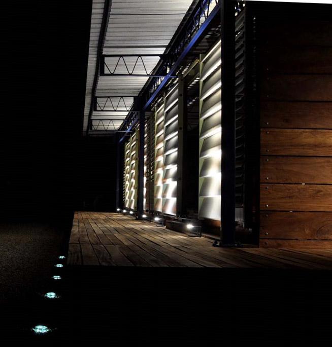 Réalisation Nowatt Lighting - Candéliance