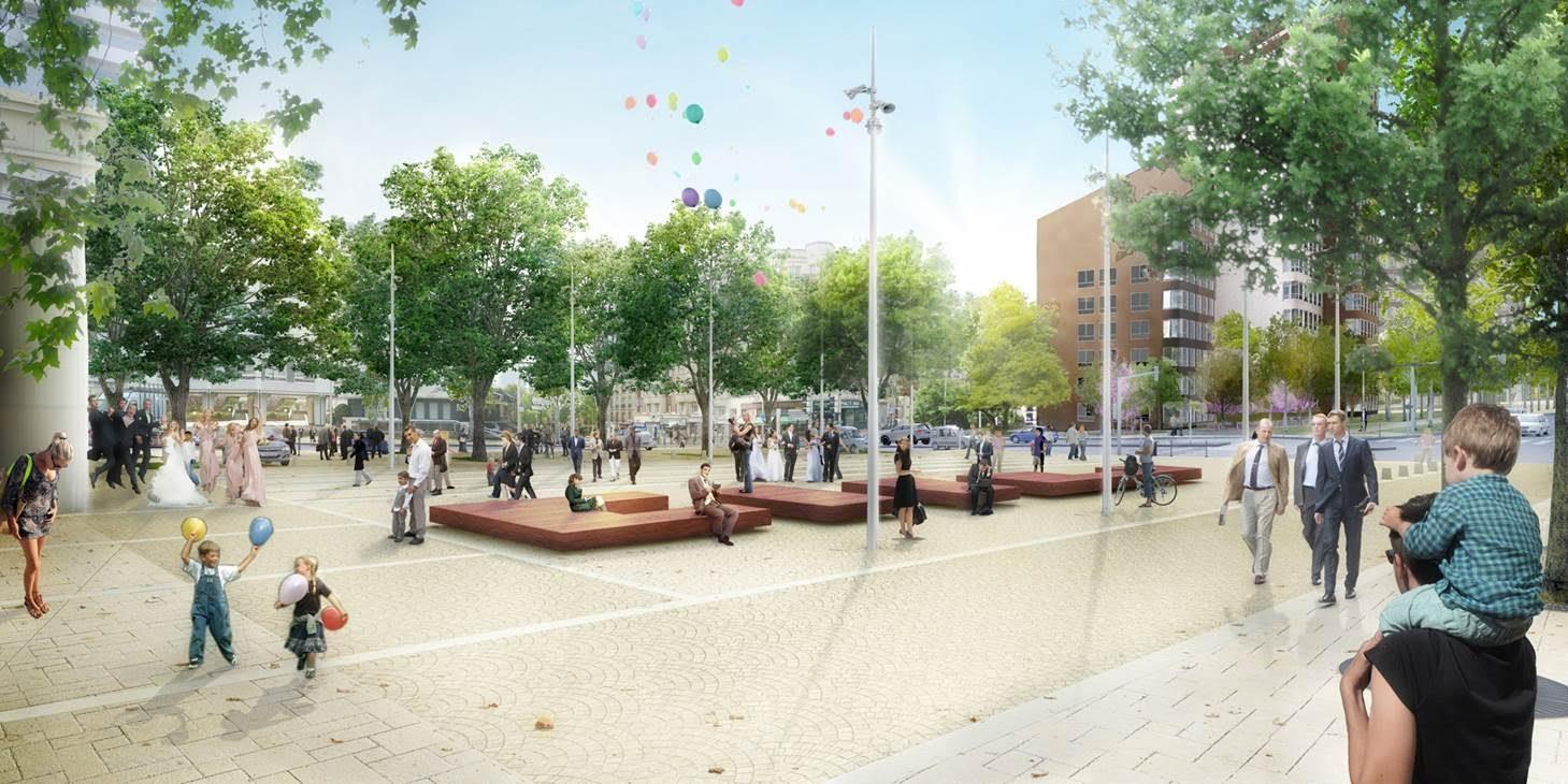 Aménager les espaces publics - Vie publique
