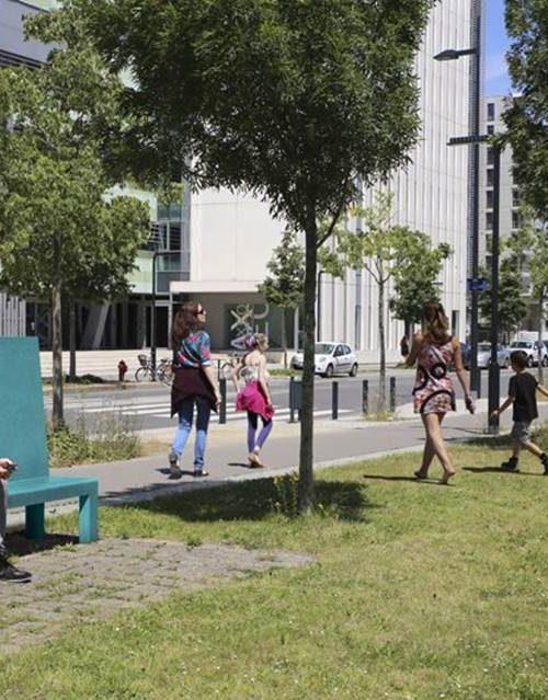 Candéliance - Zone de confort - Aménagement urbain