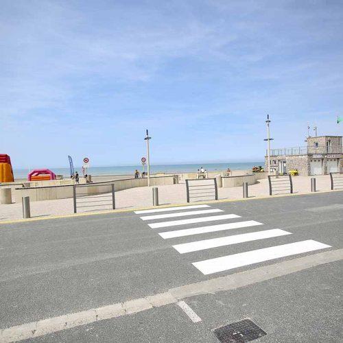 Eclairage front de mer à Camiers - Plage Sainte Cécile - Azuly Candéliance