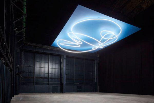 Utilisation de la lumière dans l'art