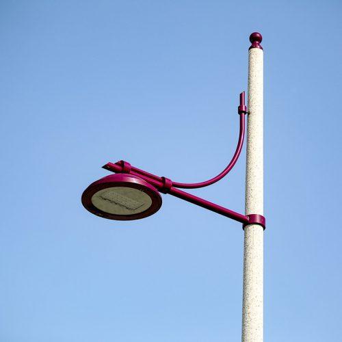 Eclairage LED routier à Fouquière les Lens - Azuly Candéliance