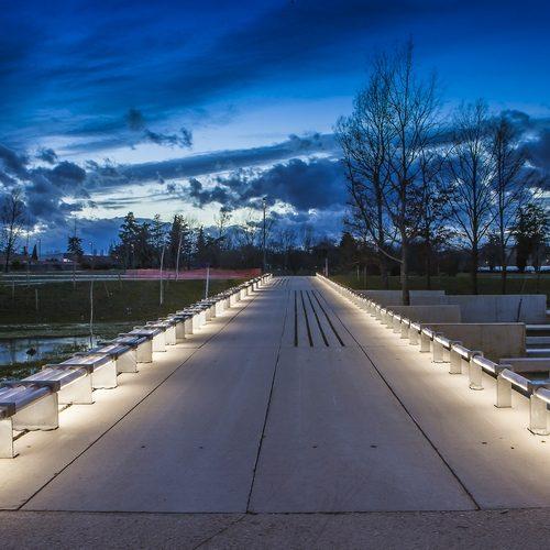 L'éclairage public a un rôle à jouer dans le partage de la ville