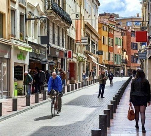Redynamisation des centres villes
