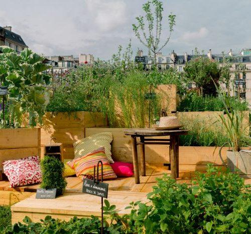 Des espaces verts pour une meilleure qualité de vie collective