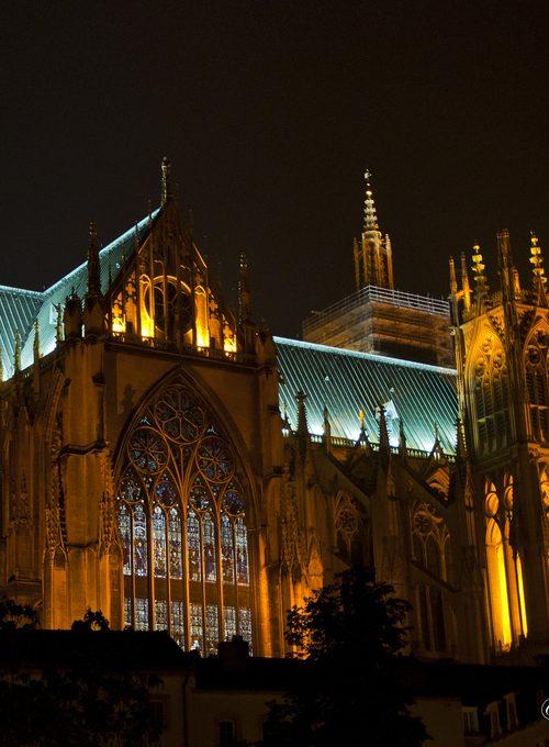 Illuminer les bâtiments remarquables pour s'approprier la ville