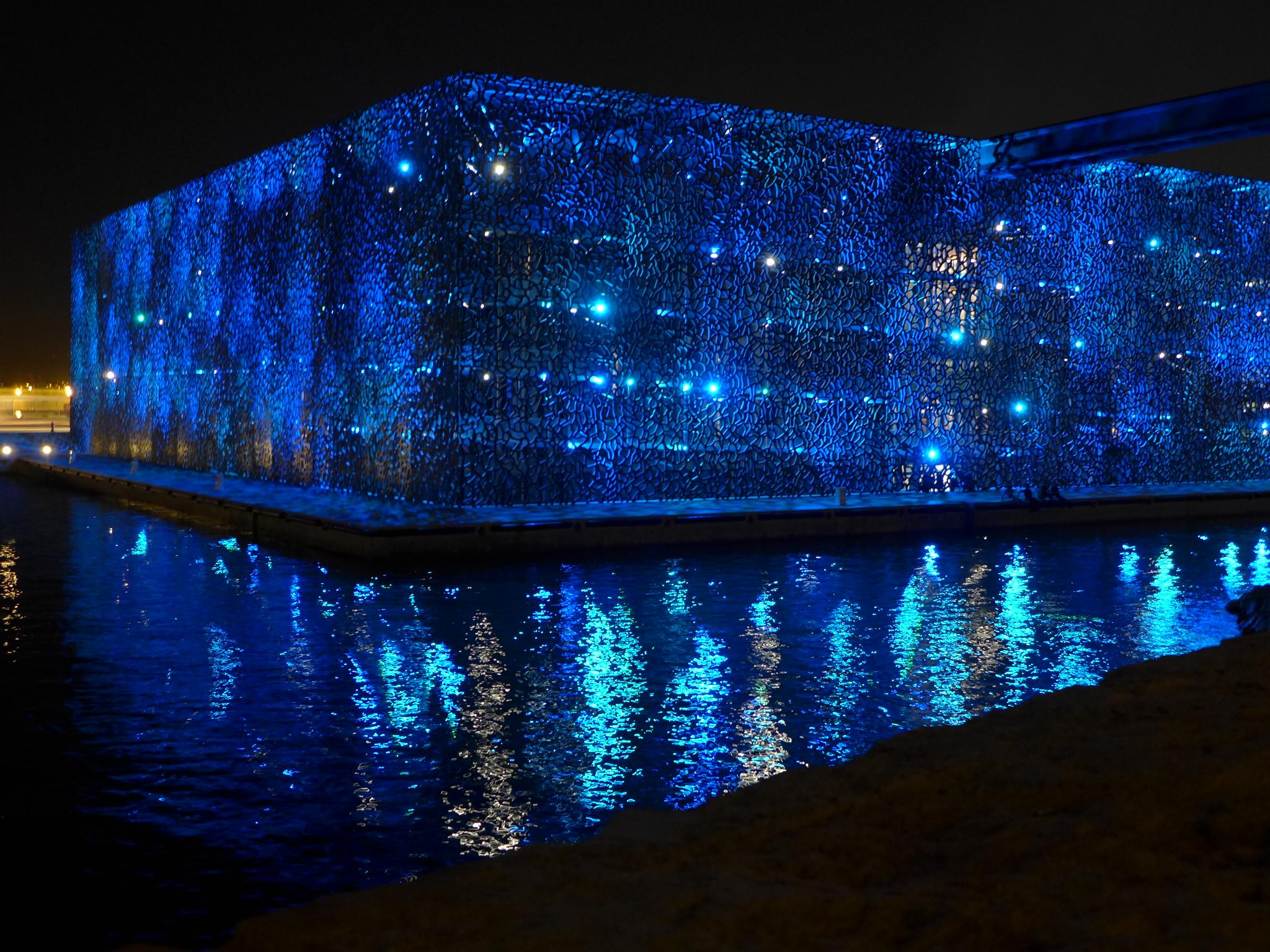 Marseille 41e édition des Journées nationales de la lumière