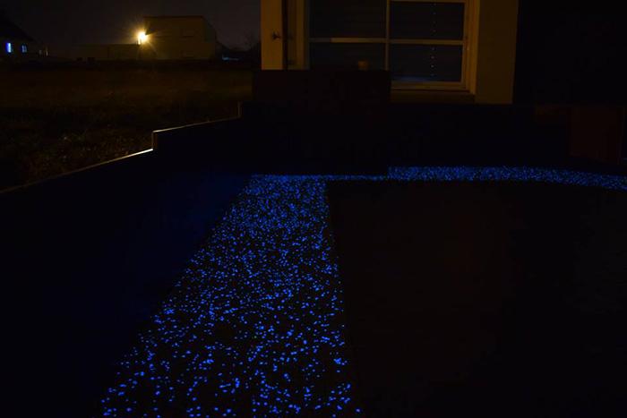 Balisage photoluminescent eldom
