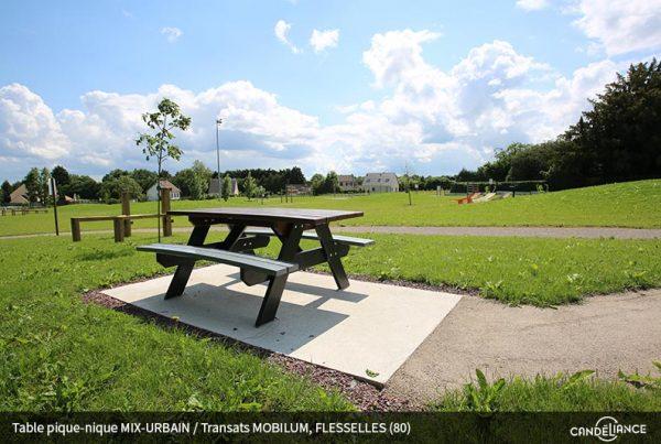 aménagement espaces verts mobilier urbain