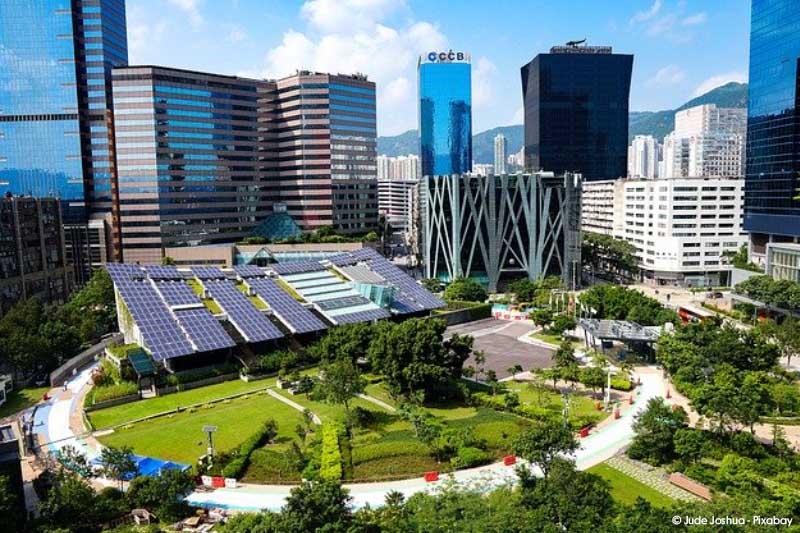 smart city écologie