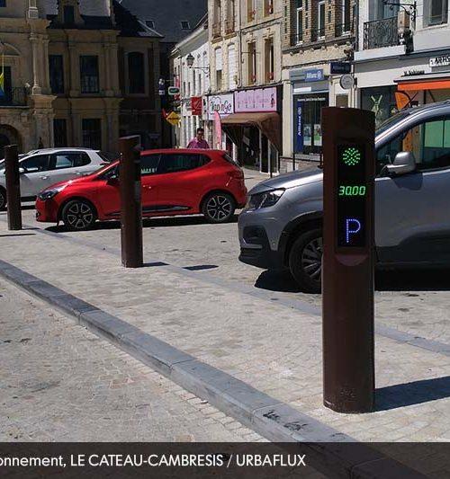 gestion du stationnement intelligent